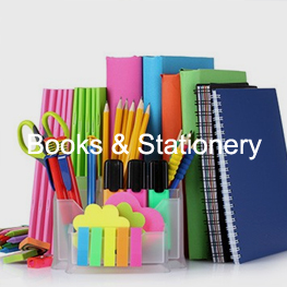 Books & Stationery Coupons
