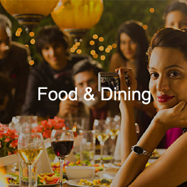 Food & Dining Coupons