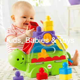 Kids, Babies & Toys Coupons