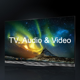 TV, Audio & Video Coupons