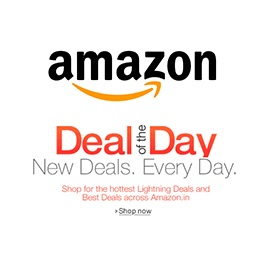 Amazon Deal Of The Day coupons