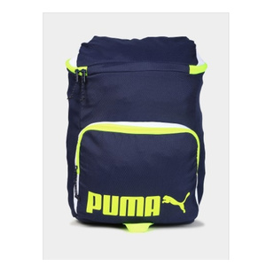 Puma Unisex Blue Laptop Backpack