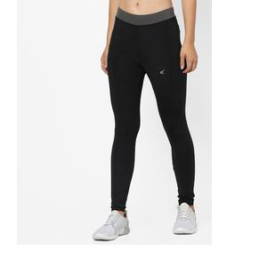 PERFORMAX Mid-Rise Slim Fit Training Leggings