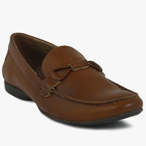 Loafers with Elasticated Gussets