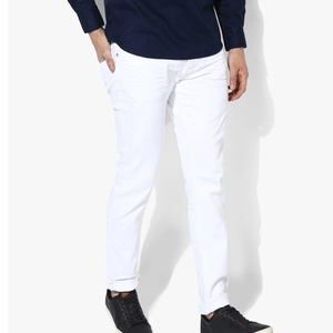 Halogen White Mens Skinny Fit Jeans