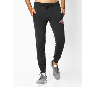 Joggers with Drawstring Fastening