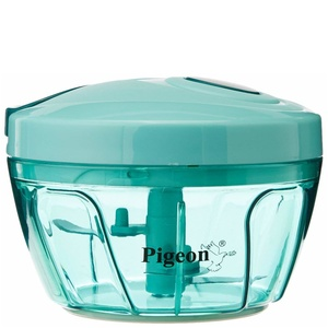 Pigeon New Handy Plastic Chopper with 3 Blades