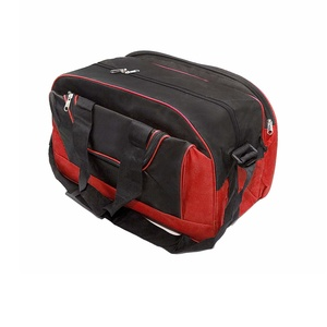Travel Luggage Storage Duffle Bag with Adjustable Strap