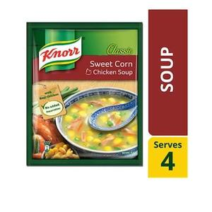 Knorr Sweet Corn Chicken Soup 42 g