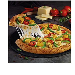 Select any 2 Regular Pizzas Worth ₹235 @ ₹179 each
