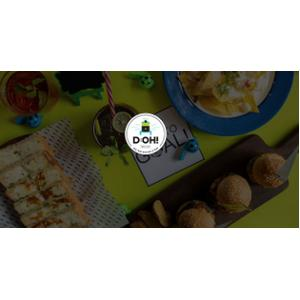 Get Rs.500 SuperCash @ D:OH! All day Dining