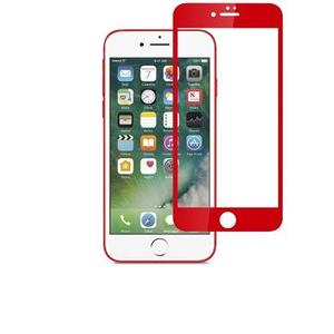 Callmate CTGSPFIP6 RD Red Tempered Glass For Apple iPhone 6
