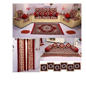 41 Pc Living Room Combo By Royal Palace