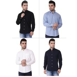 Men's 100% Cotton Casual Shirt by Banana Republic - Pick any 1