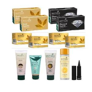 Biotique Gold & Diamond 28 Pieces Combo
