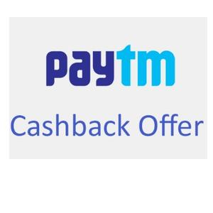 Get 100% Cashback Flat Rs.10 on Paytm Recharge
