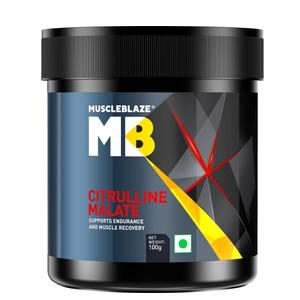 MuscleBlaze Citrulline Malate Nutrition Drink