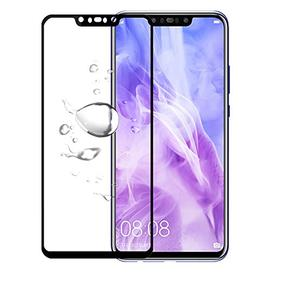 Newlike Huawei Nova 3i Tempered 5D [Pack 0F 1], Full Tempered Glass for Huawei Nova 3i - Black