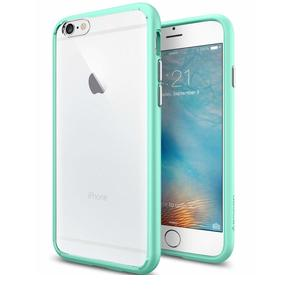 Spigen Ultra Hybrid iPhone 6S Case with Air Cushion Technology and Hybrid Drop Protection for iPhone 6S / iPhone 6 - Mint