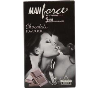 Manforce Wild Condoms Condom