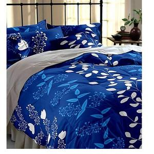 Double Bedsheet With 2 Pillow