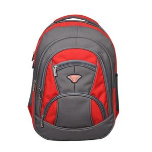 Spyki NP44 Waterproof School Bag  (Red, 35 L)