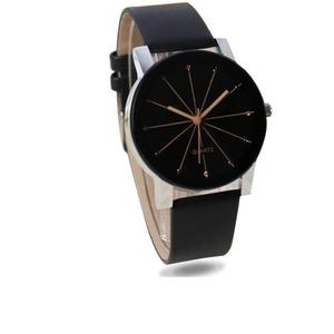 Prizam Glass Black Dail For Girls Watch
