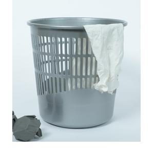 All Time Tidy 6.5 Ltr Plastic Dustbin
