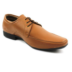 29K Tan Lace-up Formal Shoes For Men's