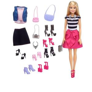 Barbie Fashions and Accessories, Multi Color  (Multicolor)