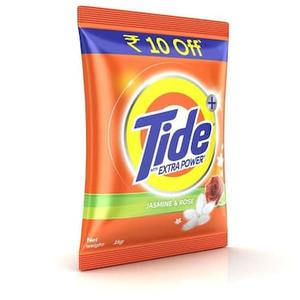 Tide + with Extra Power Jasmine & Rose Detergent Washing Powder