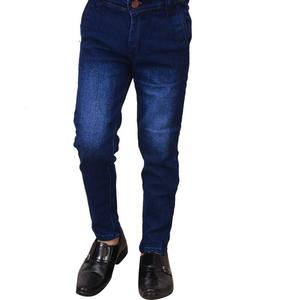 Slim Boys Dark Blue Jeans