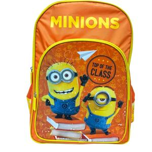 Despicable Me Minions TOC Rocket 16' ' School Bag  (Orange, 30 L)