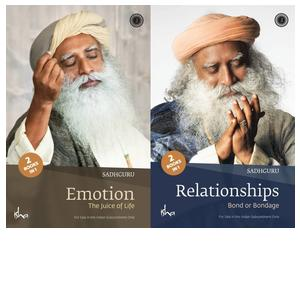 Emotion & Relationships  (English, Paperback, Vasudev Sadhguru Jaggi)