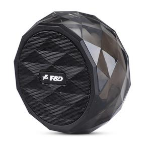 F&D W-3 Bluetooth Speaker  (Black, Mono Channel)