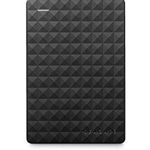 Seagate 2 TB Wired External Hard Disk Drive  (Black)