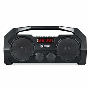 Zoook Rocker Boombox+ 32W Bluetooth Speaker with FM/USB/TF/Display/Handsfree Calling/Party Speaker (Black)