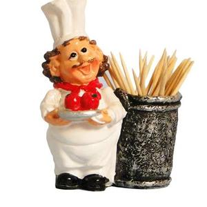 Chef Toothpick holder