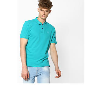 Polo T-shirt with Signature Branding