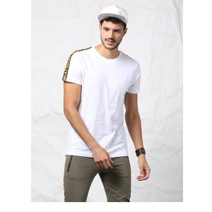 SKULT BY SHAHID KAPOOR MEN WHITE TEE