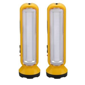 Pigeon Radiance-Yellow Led Lamp - Set of 2