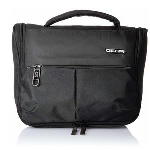 GEAR Black Toiletry Bag (ACCTLTPCH0112)