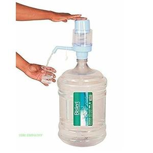 Empathy Manual Water Pump For Bisleri Bottles And Other 20 and 25 Liter Water Bottles