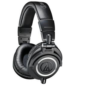 Audio Technica ATH-M50x Headphone  (Black, Over the Ear)