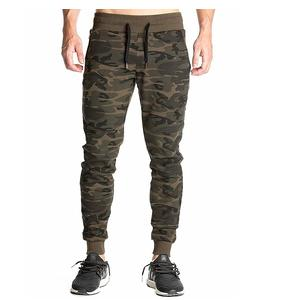 LionRoar Men's Cotton Army Camouflage Gym Track Pants