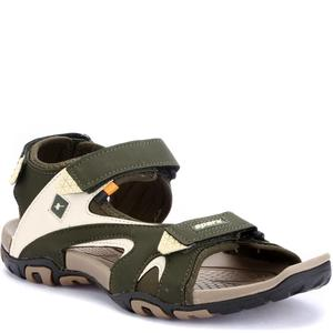 Sparx Men olive/olive camel Sandals