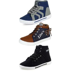 Birde Casuals For Men  (Multicolor)