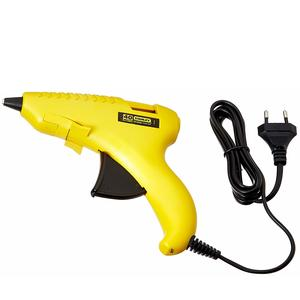 Stanley 69GR20B Plastic Gluepro Trigger Feed Hot Melt Glue Gun, Yellow