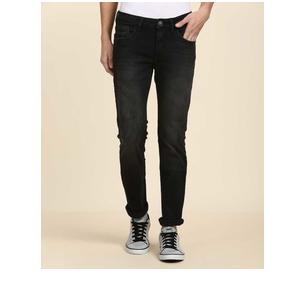 Flying Machine  Skinny Men Black Jeans