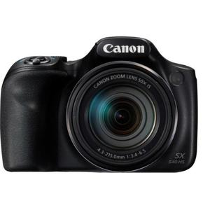 Canon Powershot SX540 HS Point and Shoot Camera  (20.3 MP, 50x Optical Zoom, 50x Zoom Digital Zoom, Black)